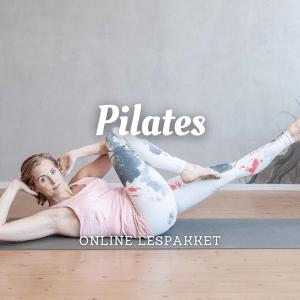 Pilates online lespakket