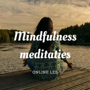 Mindfulness meditaties online les