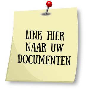 Link naar uw documenten