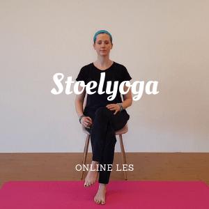 Stoelyoga online les