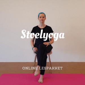 Stoelyoga online lespakket