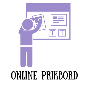 Online prikbord