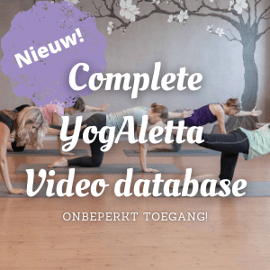 Complete YogAletta video database